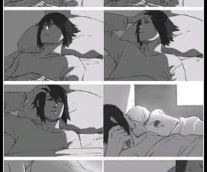 sasuke, sakura, and naruto image