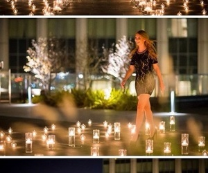 proposal, romantic, and wedding image