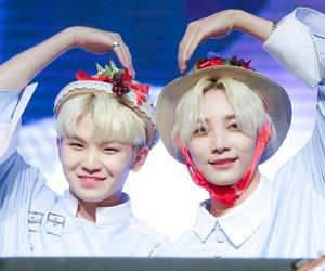 Seventeen, junghan, and jeonghan image