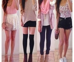 aesthetic, pink, and style image