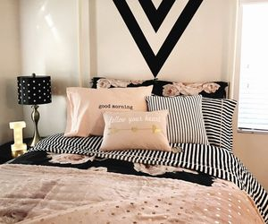 bedroom, decor, and inspirational image