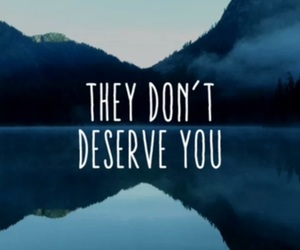 you, deserve, and they image