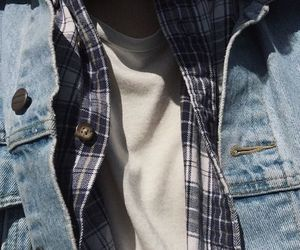 fashion, denim, and aesthetic image