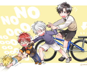 mystic messenger and waraable image