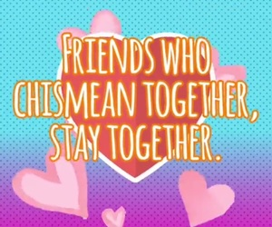 together, stay together, and friends who image