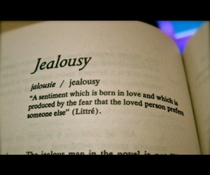 love and jealousy image