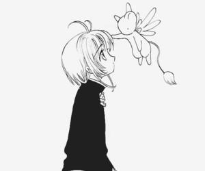 kero, manga, and sakura kinomoto image
