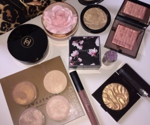anastasia, highlight, and lancome image