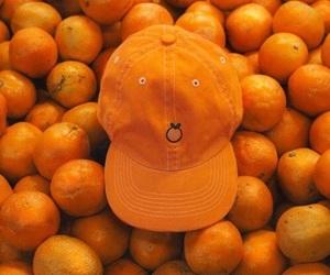 orange, tumblr, and aesthetic image