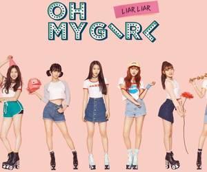 girls, k-pop, and mimi image