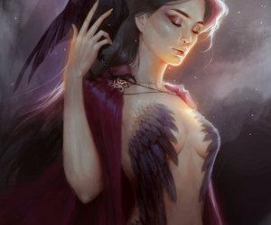 art, illustrations, and fantasy image