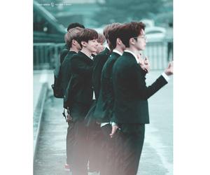 kpop, hwang minhyun, and wanna one image