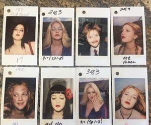 drew barrymore, 90s, and actress image