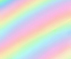 fantasy, magic, and rainbow image