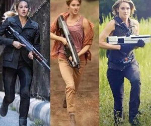 divergent, insurgent, and leal image