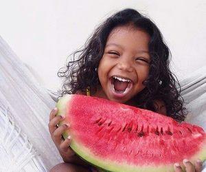 girl, kids, and smile image