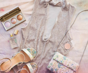 bag, chic, and dreamy image