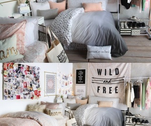 bedroom, decor, and diy image