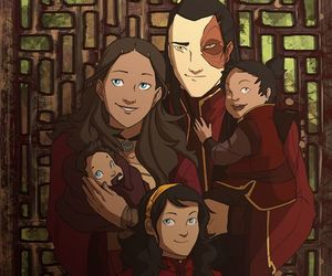 avatar, zuko, and zutara image