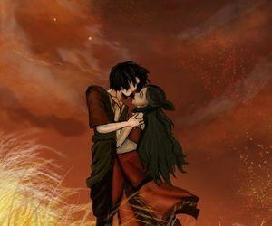 avatar, zuko, and zutara image