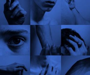 boy, body, and eyes image