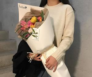 beautiful, pretty, and bouquets image