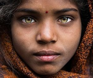 eyes, indian, and people image