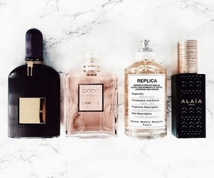 perfume, chanel, and beauty image