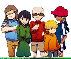 cartoon, knd, and kids next door image