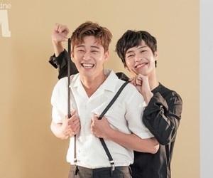 kdrama, park seo joon, and korean image