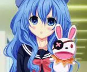 Action, adventure, and date a live image