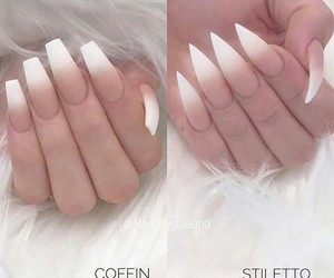 nails, fashion, and photo image