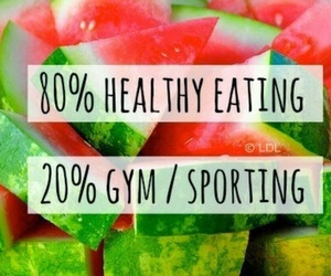 healthy, gym, and fitness image