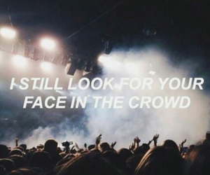 aesthetic, crowd, and face image