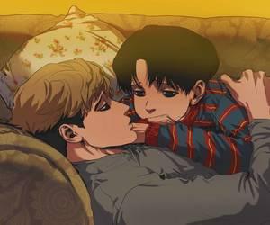 Boys Love, web comic, and yaoi image