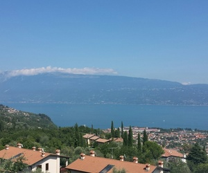 italy, lake of garda, and garda's lake image