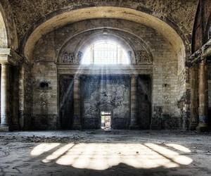 detroit, abandoned, and station image