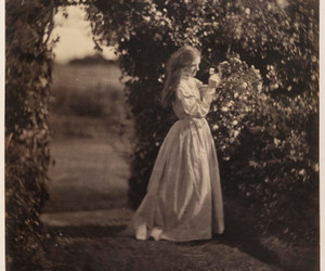 beautiful, girl, and 1800's image