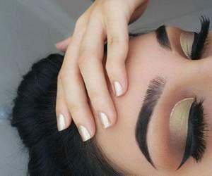 makeup, fashion, and girls image