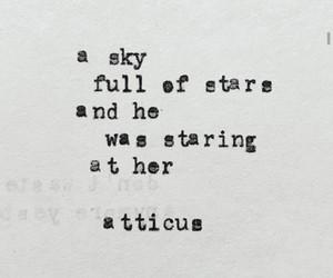 staring image