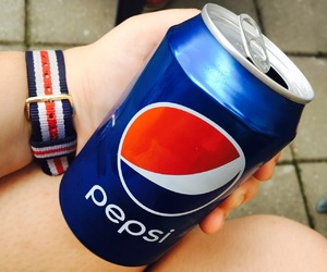 Pepsi, summer, and love image