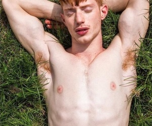 abs, ginger, and nature image