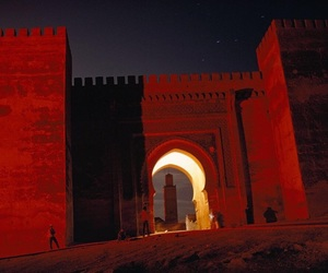 architecture, morocco, and photography image