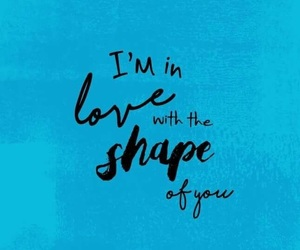 wallpaper, ed sheeran, and shape of you image
