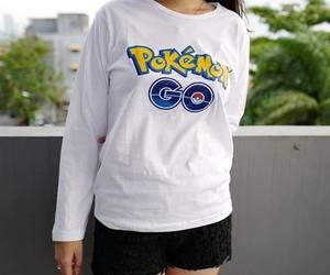 fashion, pokemon, and shirt image