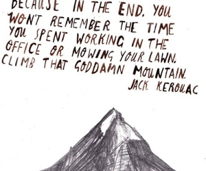 mountain, quotes, and remember image