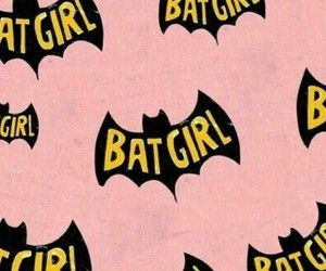 wallpaper, batgirl, and batman image