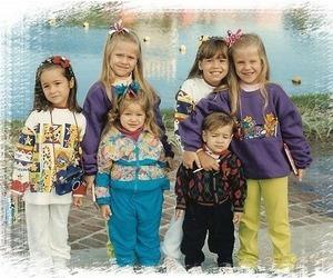 children, cousins, and kids image