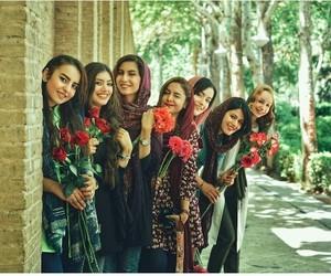 best friend, iran, and memories image