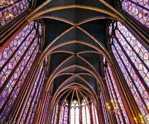 paris, church, and chapelle image